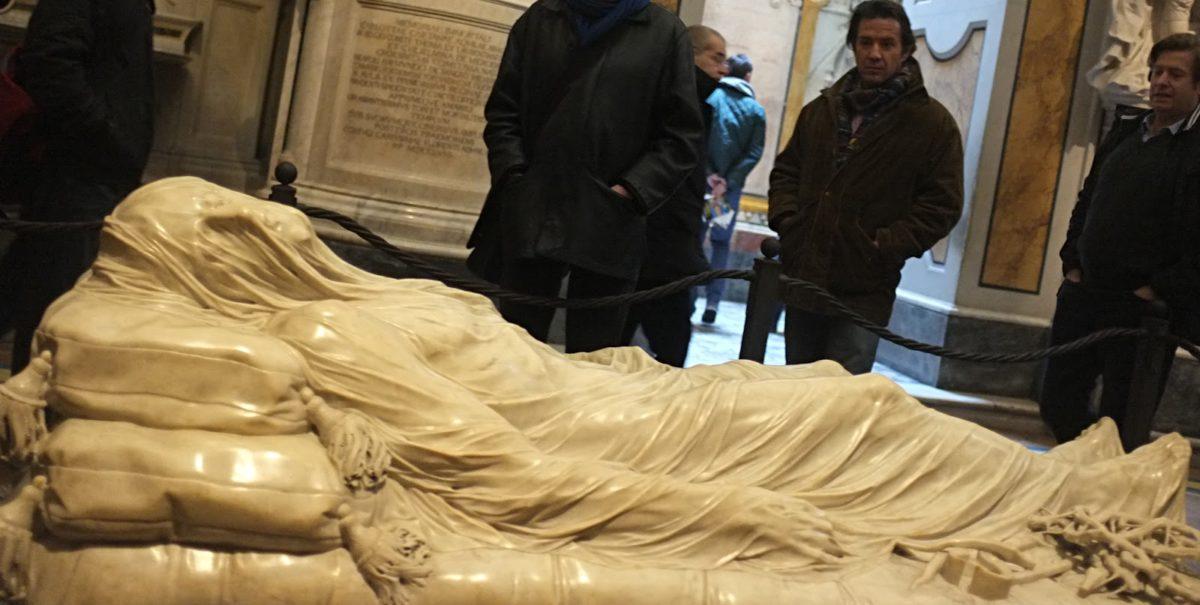 riapertura al pubblico della Capella Sansevero di Napoli