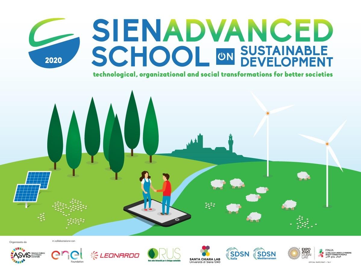 Siena Advanced School on Sustainable Development 2020