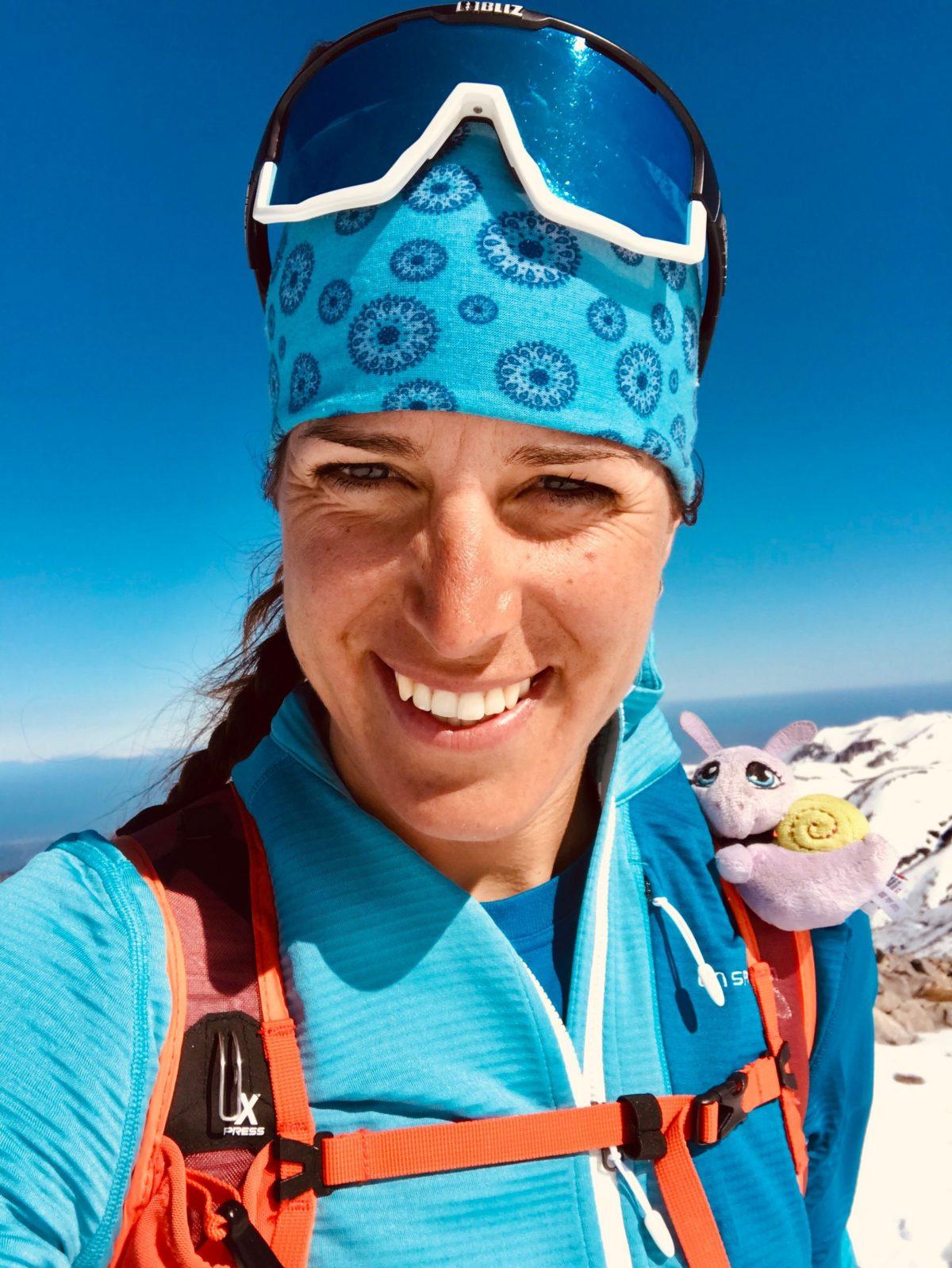 Tamara Lunger: un tour in camper delle 20 regioni italiane