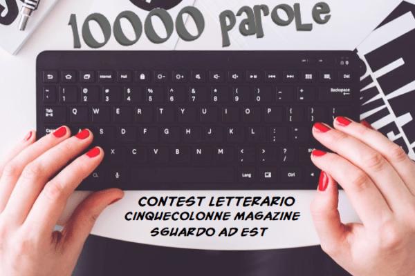 I vincitori del Contest 10.000 parole