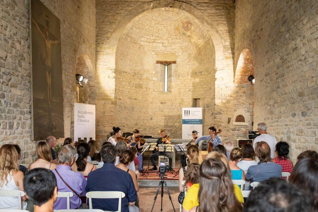 Accademia Isola Classica & Festival 2020