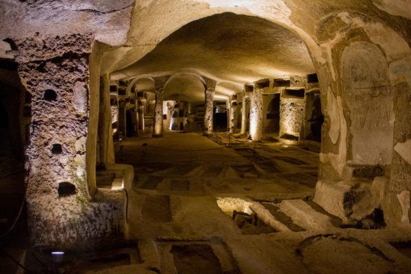 I luoghi di Napoli: Magie e Incanti