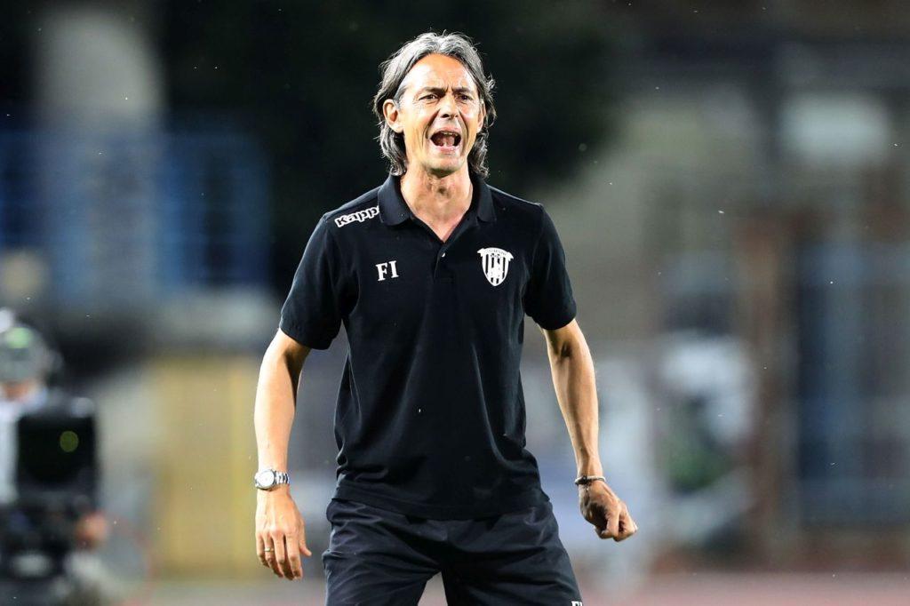 Filippo Inzaghi, allenatore del Benevento dei record