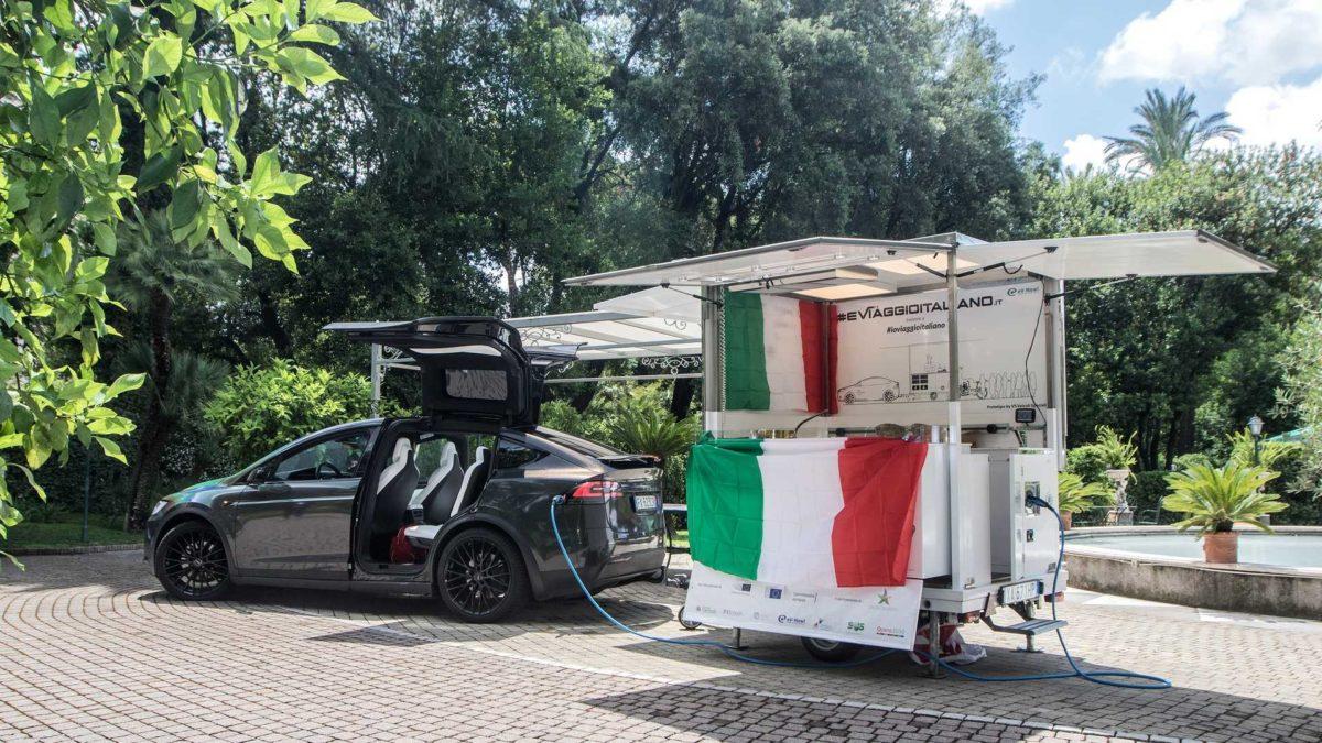 Turismo sostenibile: la Campania prima tappa di #EViaggioitaliano