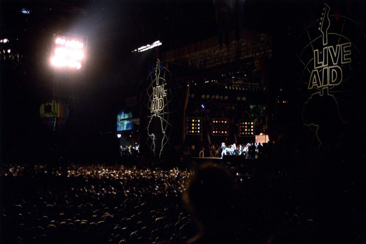 Il 35esimo anniversario dell'evento Live Aid