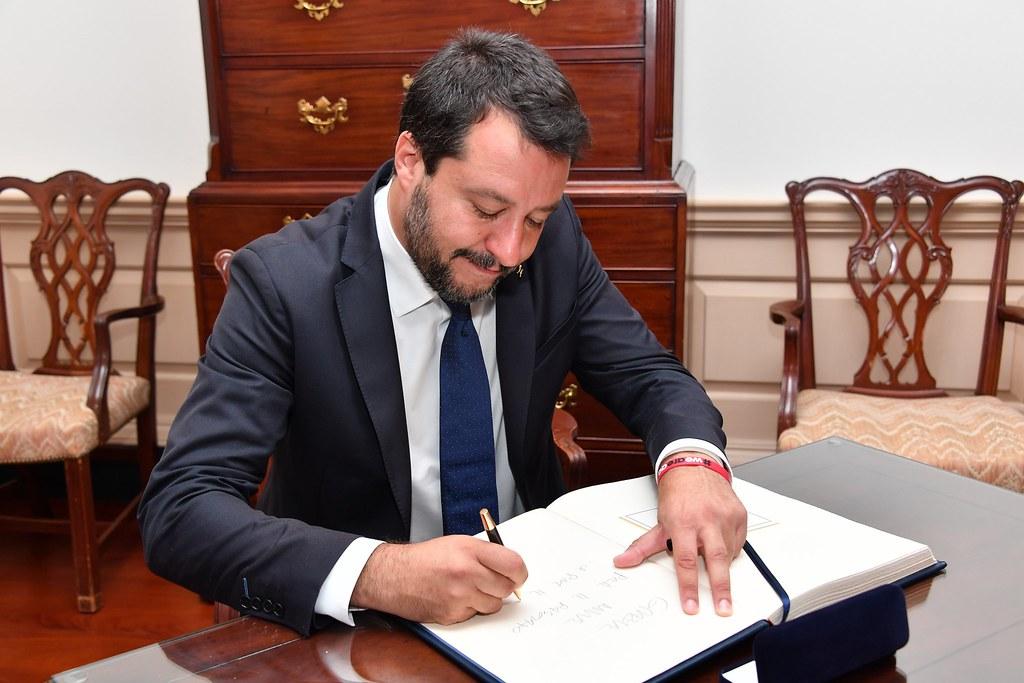 Il Senato autorizza il processo per Matteo Salvini