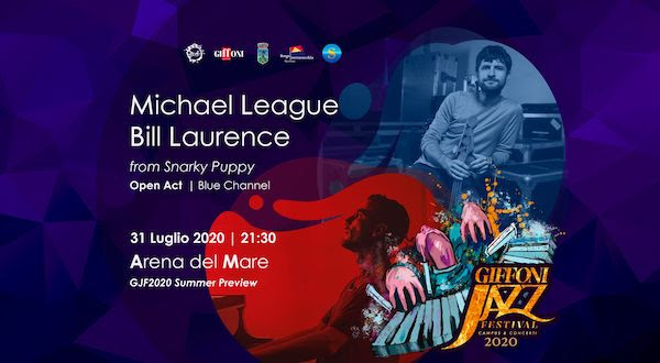La locandina del Giffoni Jazz Festival