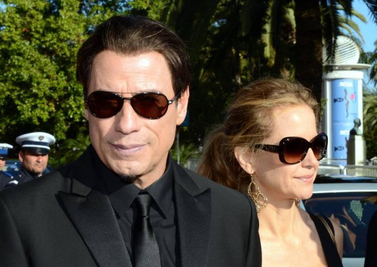 La morte della moglie di John Travolta, Kelly Preston