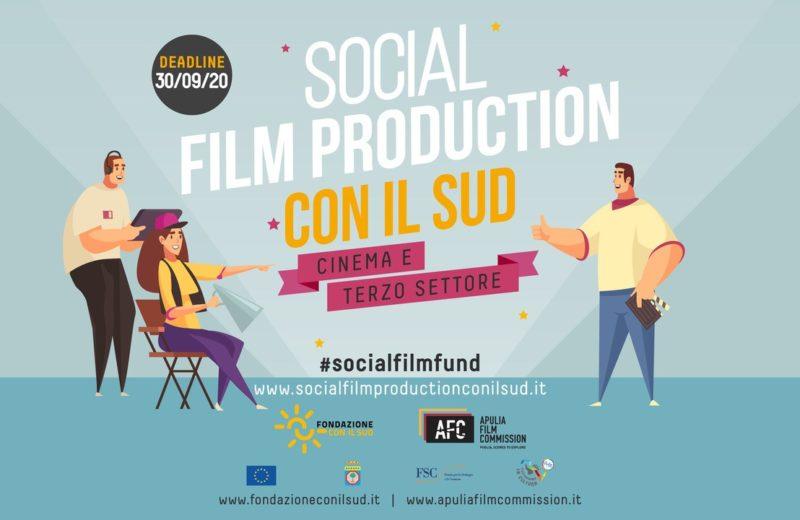 Social Film Production Con il Sud