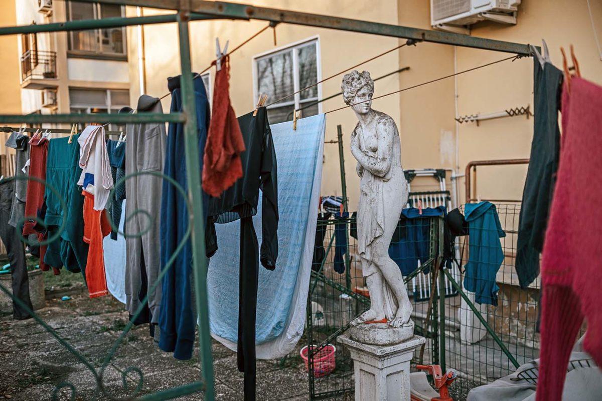 """""""Italia"""", in arrivo il nuovo progetto firmato Irene Ferri"""