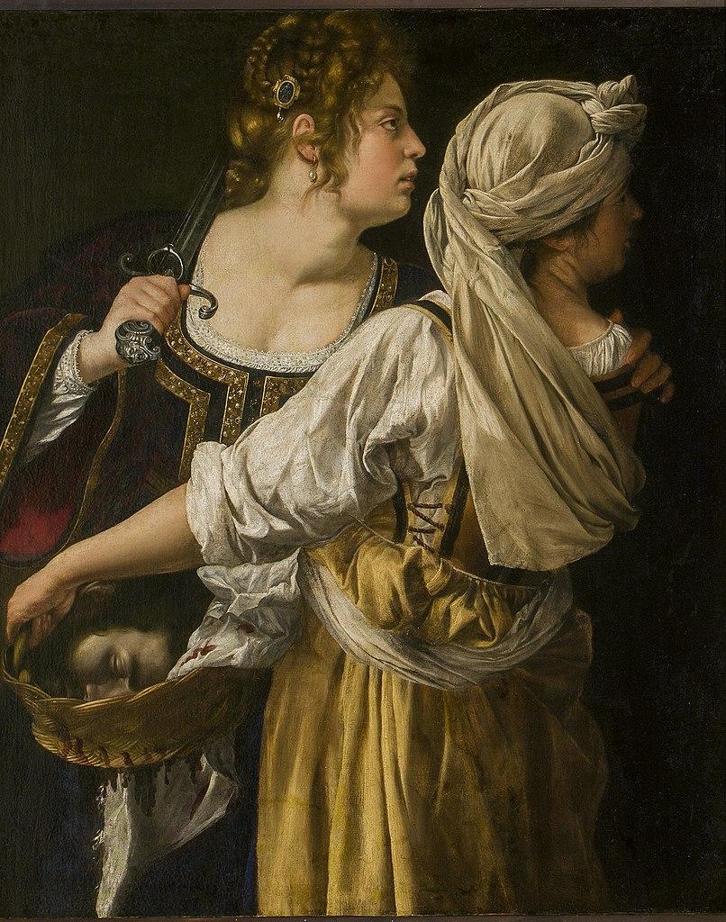 Artemisia Gentileschi artista dimenticata