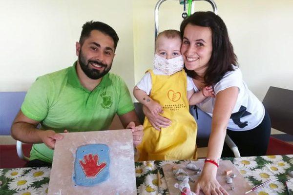 La ceramico-terapia con la Fondazione Lene Thun Onlus
