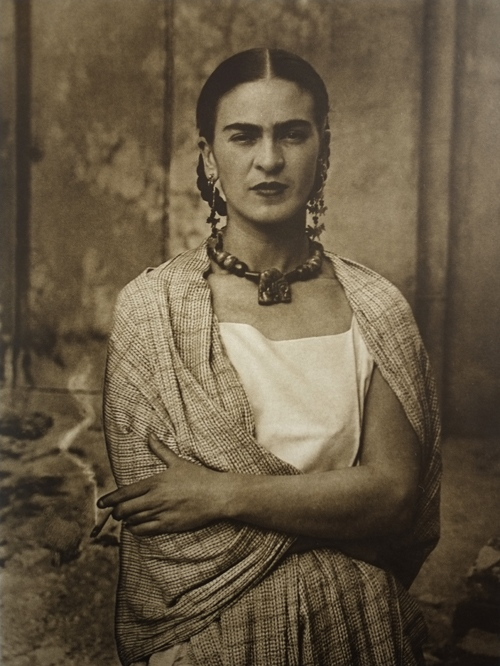l'anniversario della nascita di Frida Kahlo