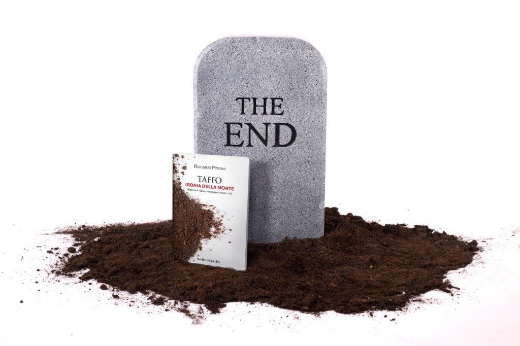 Taffo ironia della morte