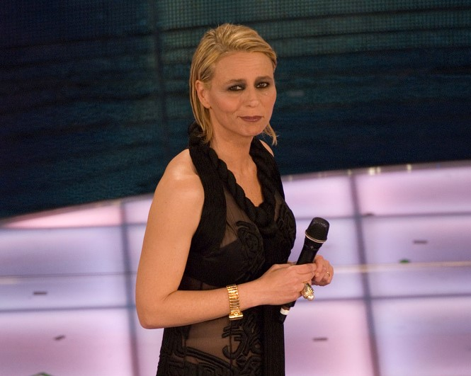Maria De Filippi in Rai