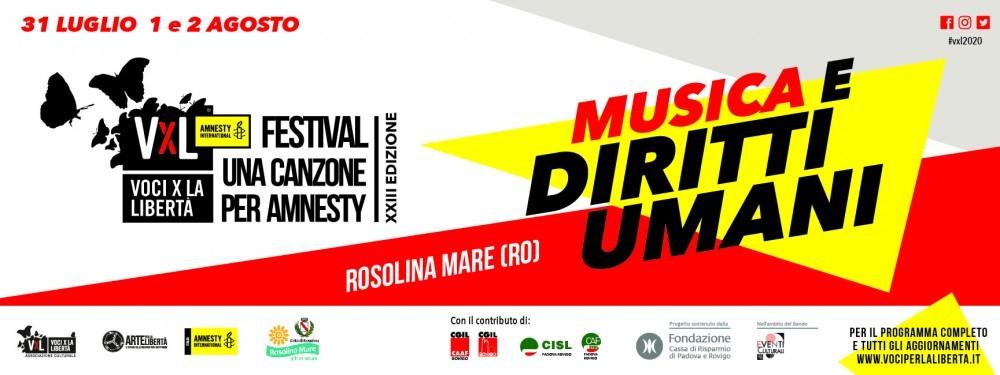 Musica, arte e diritti umani:  'Arte per la libertà' fino a dicembre in Veneto