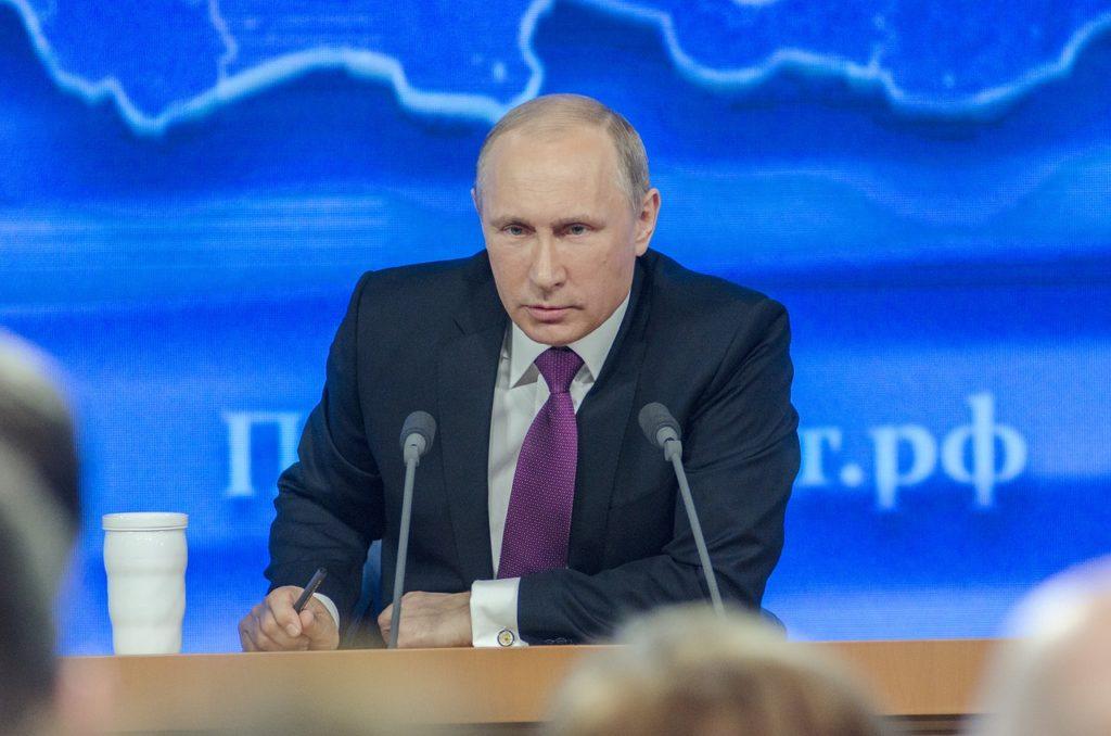 la ricandidatura 2020 di Putin a capo della Russia