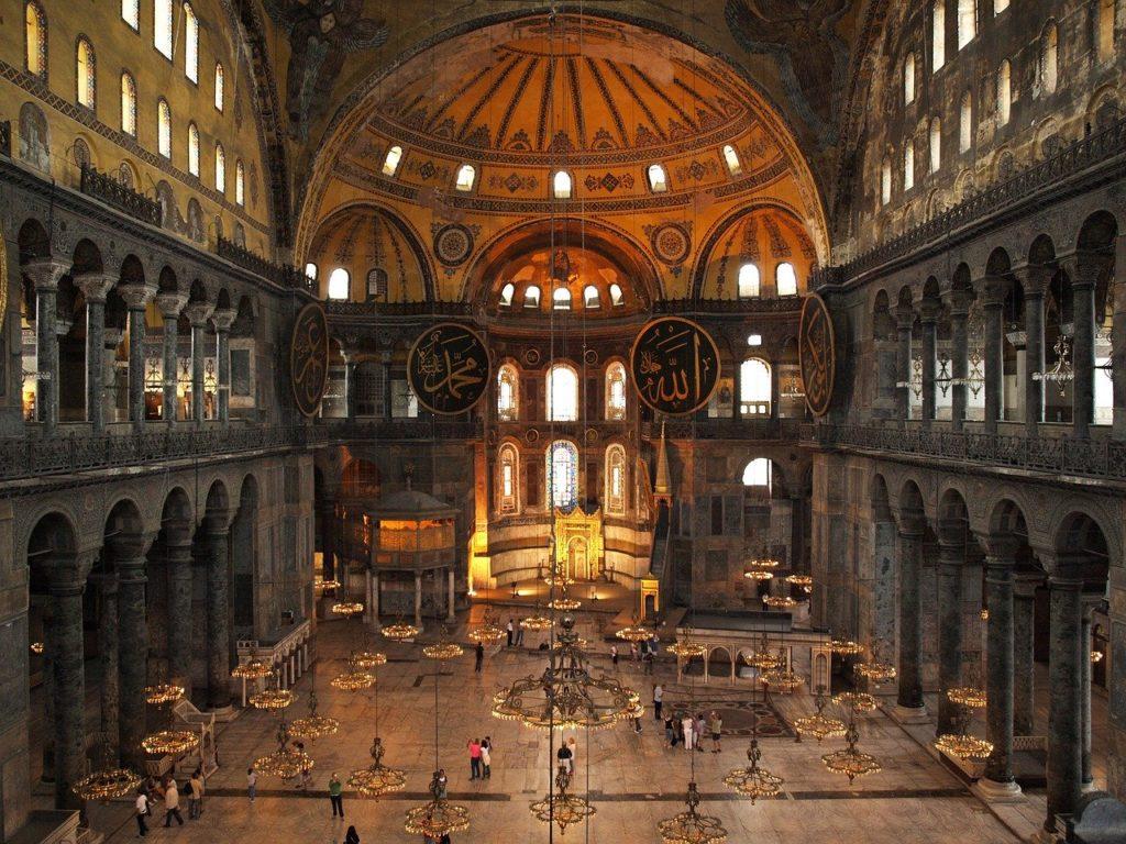 La conversione del Museo di Santa Sofia