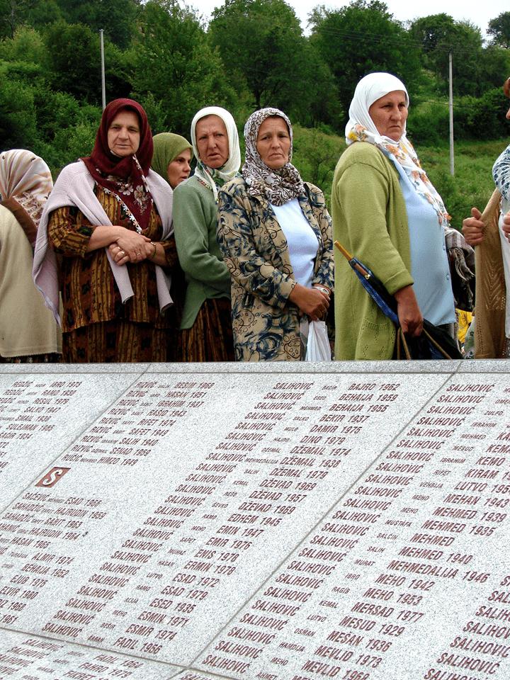 memoriale di srebrenica