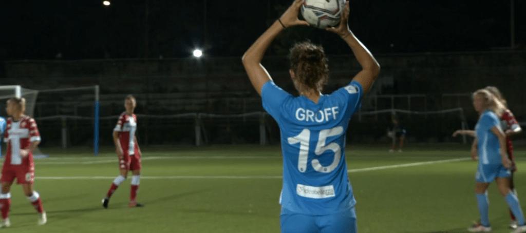 Debutto casalingo amaro per la Napoli Femminile, seconda sconfitta consecutiva