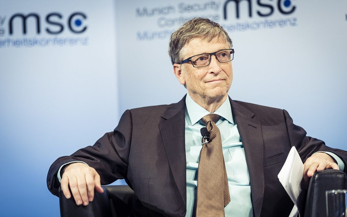 Bill Gates sui test per il Covid 19