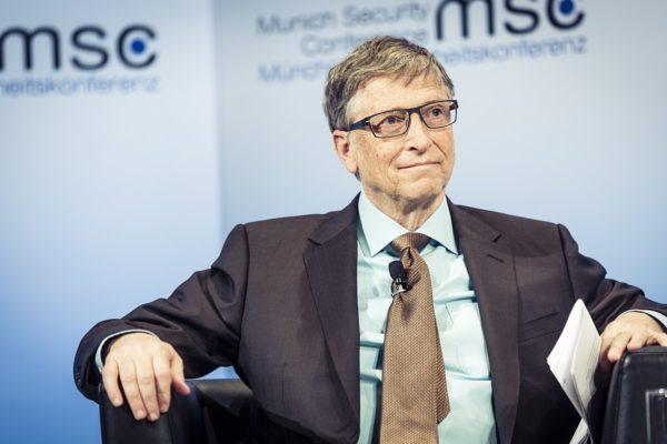 Bill Gates sui test per il Covid 19