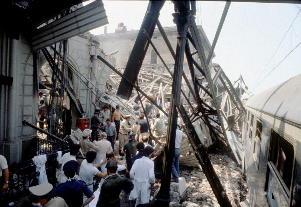 Anniversario della Strage di Bologna: i primi soccorsi