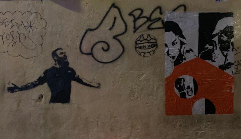 Street art. Intervista a Disgusto
