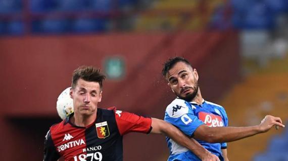 Il Genoa, vincere per salvarsi