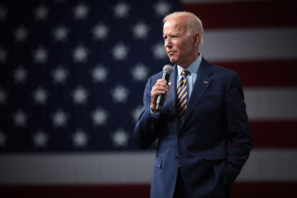 Joe Biden, il candidato democratico