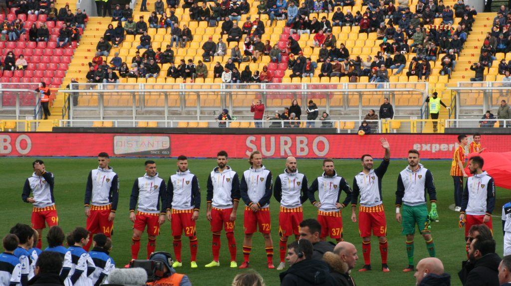 La lotta per la salvezza nell'ultima giornat del campionato italiano