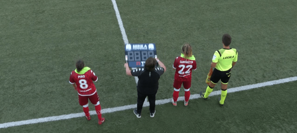 Il Napoli Femminile parte con una sconfitta alla prima in Serie A