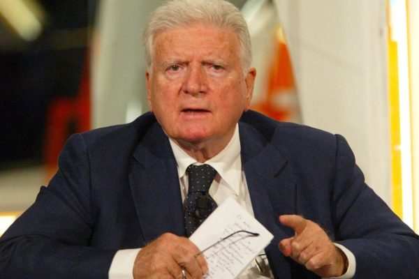 Ricordo del Senato per Sergio Zavoli
