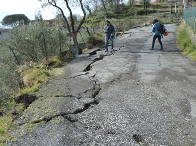 Etna: la mappa delle zone a maggiore pericolosità sismica