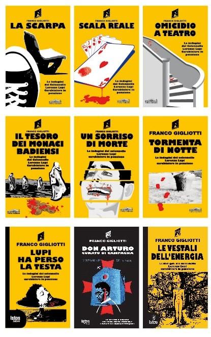 Passioni in giallo: intervista a Franco Gigliotti