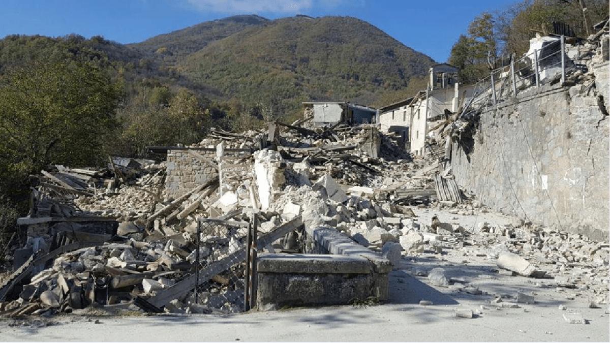 uragani terremoti nel mondo