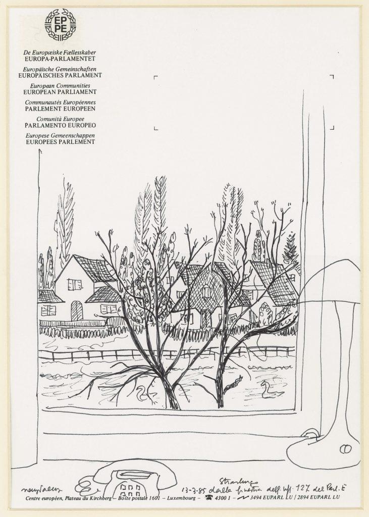 Cent'anni in compagnia. Disegni di Maurizio Valenzi