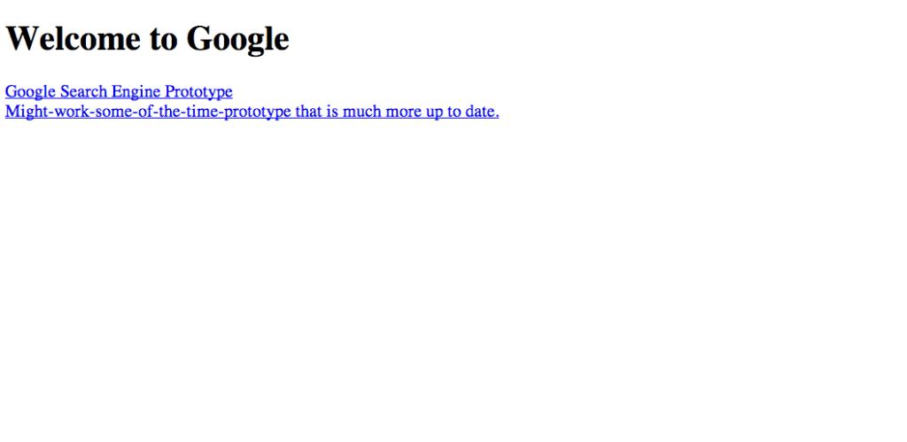 Google compie gli anni, com'è cambiato 22 anni dopo?