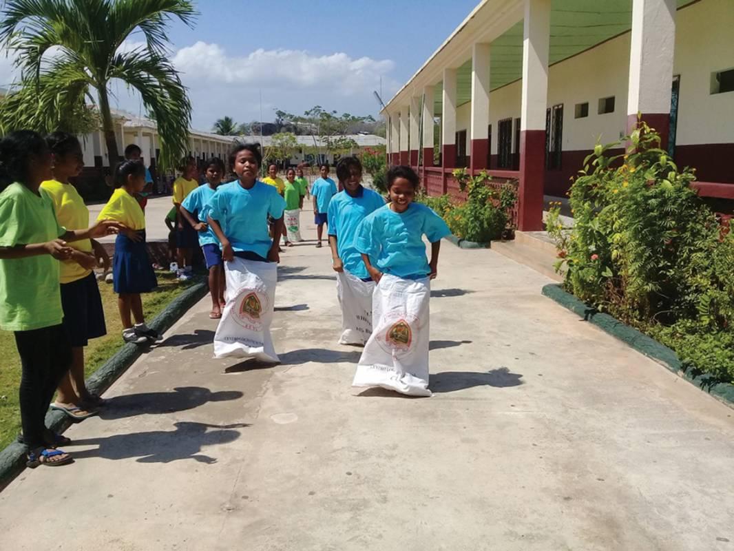 Orfanotrofio di Laga - Timor Est: arriva l'infermeria