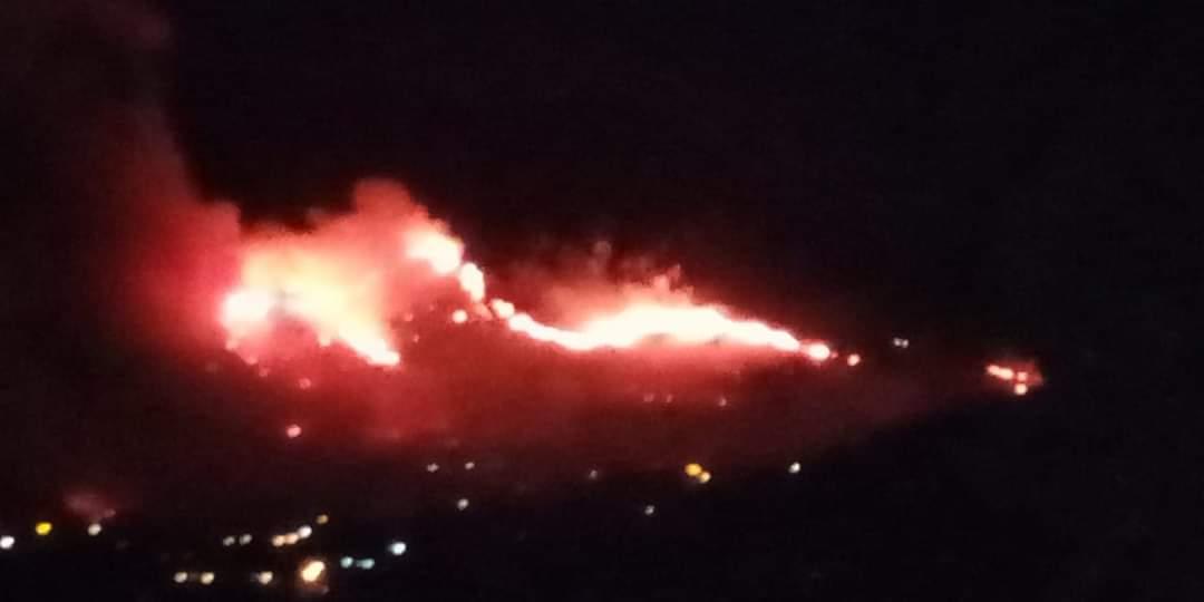 Stato calamità sicilia incendiStato calamità sicilia incendi