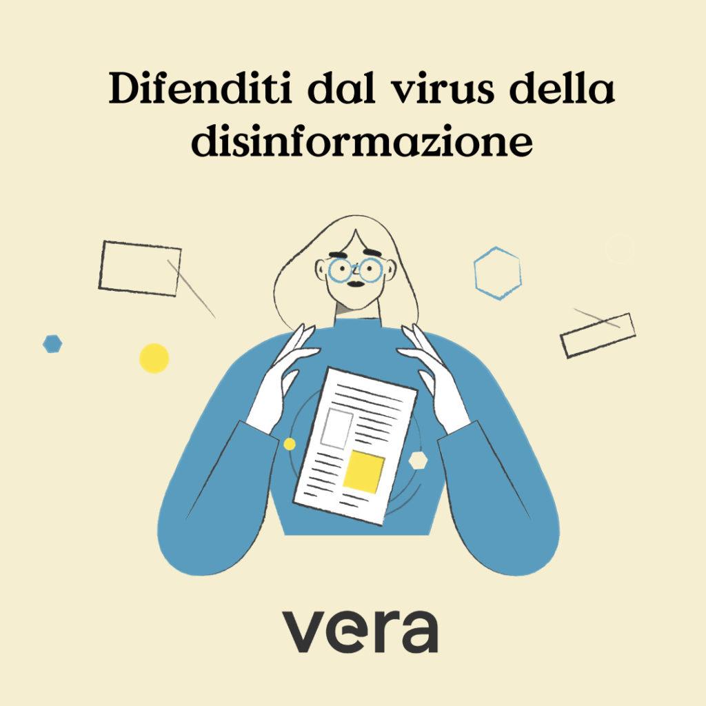 """""""Vera"""": l'intelligenza artificiale che risponde alle domande sulla Covid-19"""