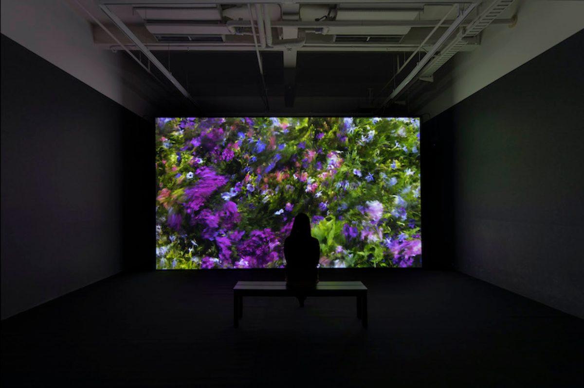 "Quayola e l'installazione ""Jardins d'Été"""