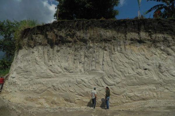 Scoperta la data della colossale eruzione che sconvolse la civiltà Maya