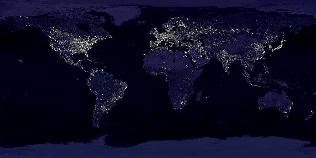 Inquinamento luminoso: le conseguenze per l'organismo