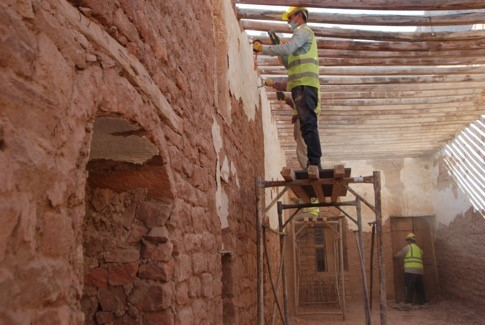 Old Town di AlUla e le moschee secolari, un progetto per restaurarle