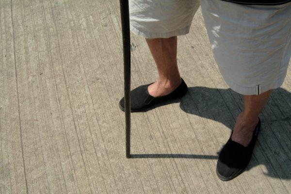 Le persone anziane e l'incontinenza urinaria