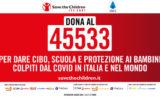 Save the Children per proteggere i bambini in collaborazione con Lega Serie A