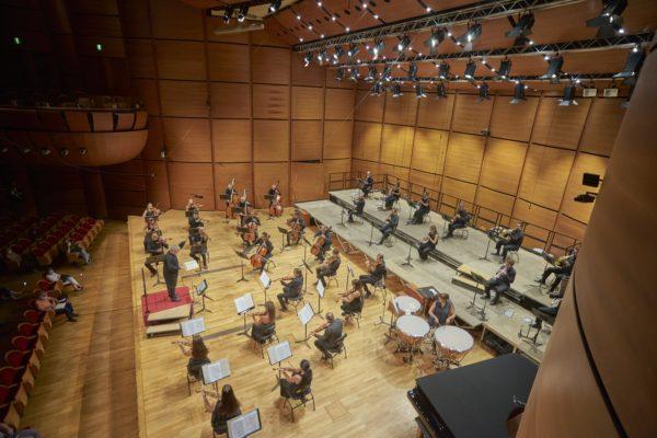 """""""Orchestra 4.0"""" a Milano per la musica dal vivo"""
