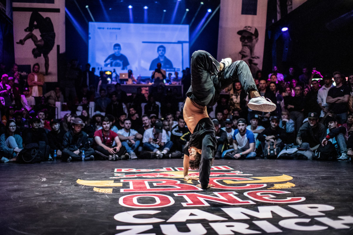 Red Bull BC One E-Battle: è tutto pronto