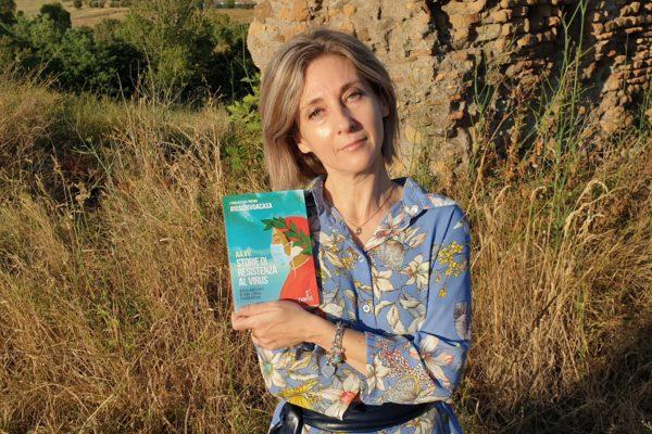 Silvia Salvi vincitrice del concorso #ioscrivoacasa